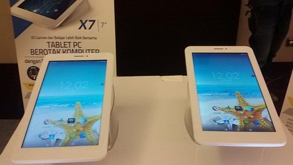 Harga dan Spek Advan Vandroid X7