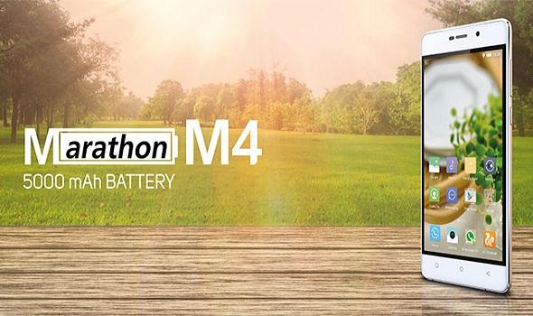 Harga dan Spek Lengkap Gionee Marathon M4