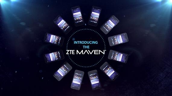 Harga dan Spek Lengkap ZTE Maven Terbaru 2015