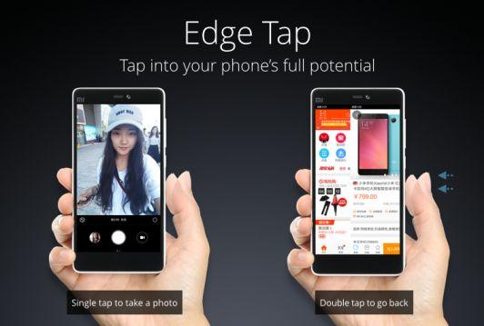 Edge Tap Xiaomi Mi 4c