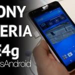 Harga dan Spesifikasi Sony Xperia E4g