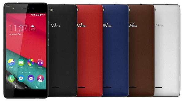 Harga dan Spesifikasi Wiko Pulp 4G