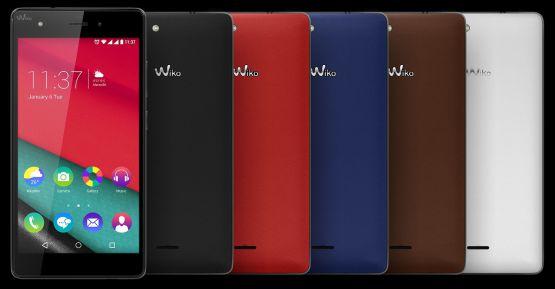 Harga dan Spesifikasi Wiko Pulp Fab 4G