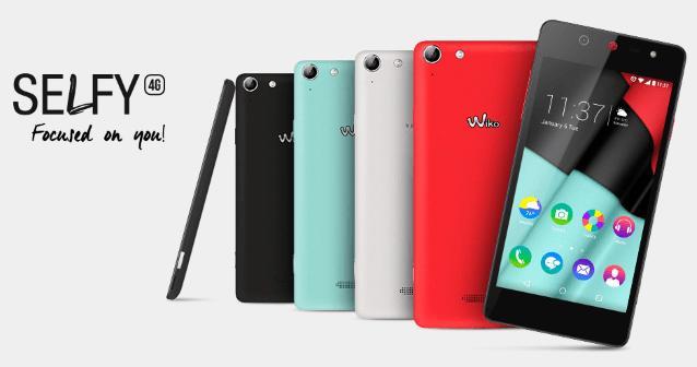 Harga dan Spesifikasi Wiko Selfy 4G