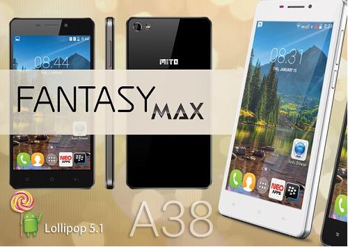 Mito Fantasy Max A38 Harga Spesifikasi