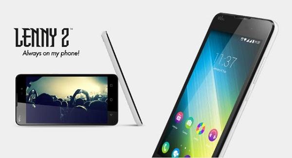 Spesifikasi Wiko Lenny 2, Android Dual Sim Harga 1,3 Jutaan