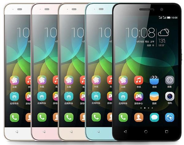 Harga dan Spesifikasi Huawei Enjoy 5 Baterai 4.000mAh