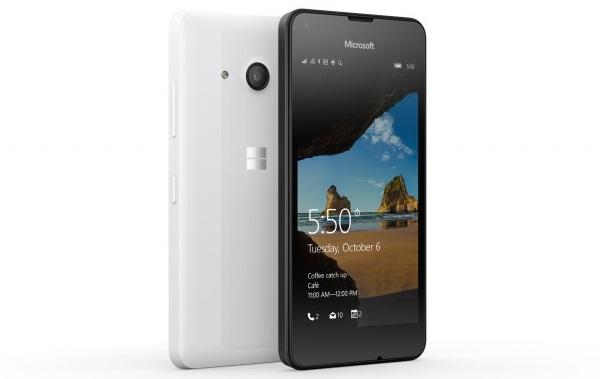Harga dan Spesifikasi Microsoft Lumia 550 4G LTE RAM 1Gb