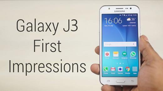 Perbedaan Samsung Galaxy J2 vs Galaxy J3, Adu Hp 4G LTE