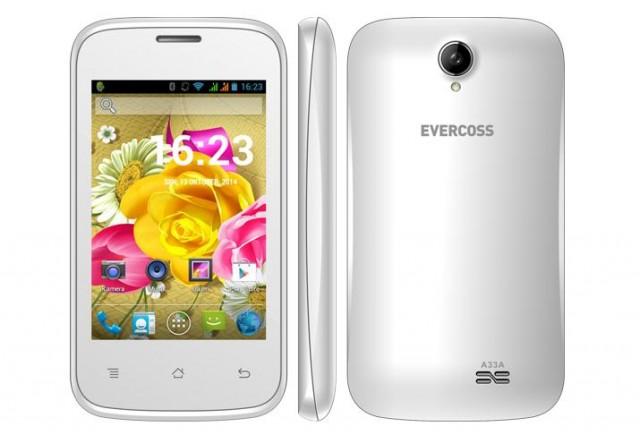 Spesifikasi dan Harga Evercoss A33A, Hp Android 400 Ribuan
