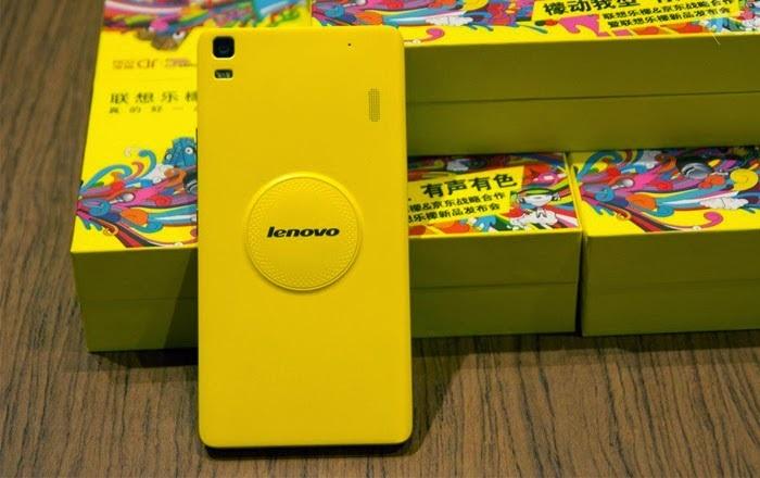 harga dan spesifikasi Lenovo K3 Note Music