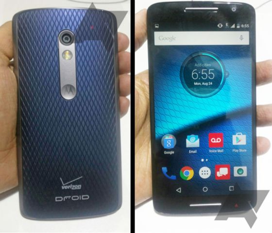 harga dan spesifikasi Motorola DROID MAXX 2