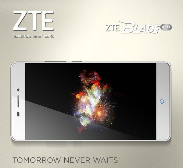 harga dan spesifikasi ZTE Blade A711