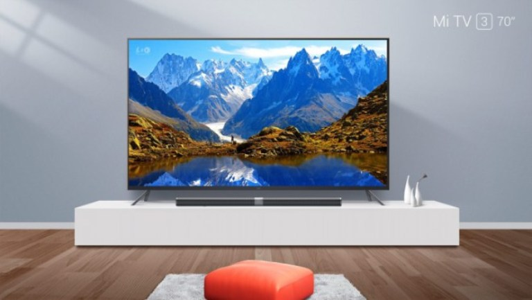 Harga dan Spesifikasi Xiaomi Mi TV3 2016