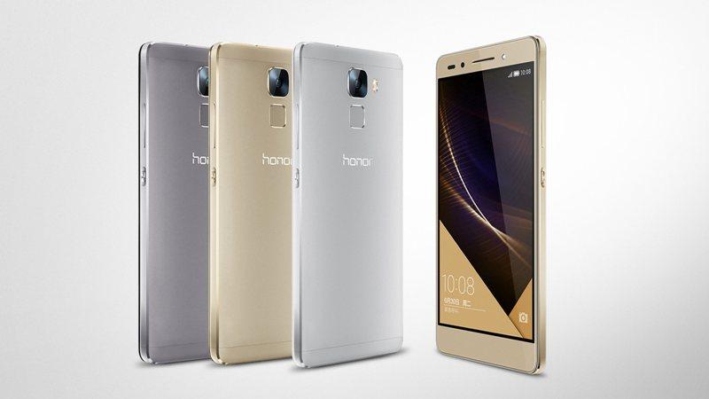 harga dan Spesifikasi Huawei Honor 7 Plus
