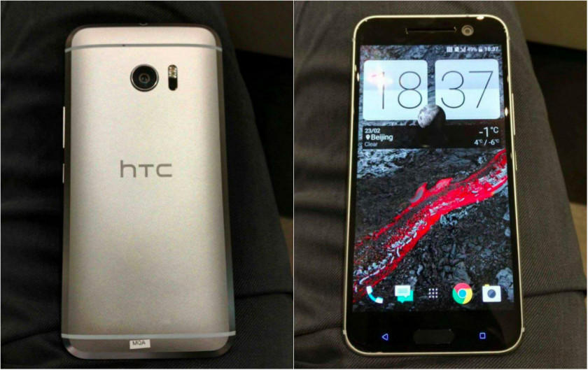 Spesifikasi HTC 10