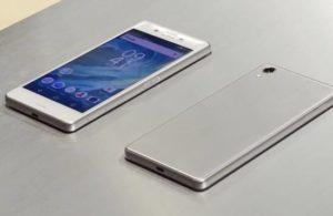 Spesifikasi Sony Xperia X