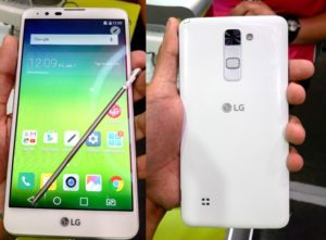 Harga dan Spesifikasi LG Stylus 2 Dual